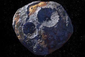 Secretul asteroidului care valorează de 70.000 de ori mai mult decât întreaga economie globală