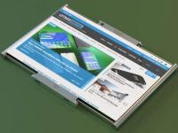 Samsung lucrează la primul său telefon rulabil. bdquo;Teaser-ul  publicat de companie