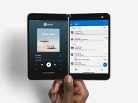 Telefonul pliabil de la Microsoft vine în Europa. Când îl poți cumpăra