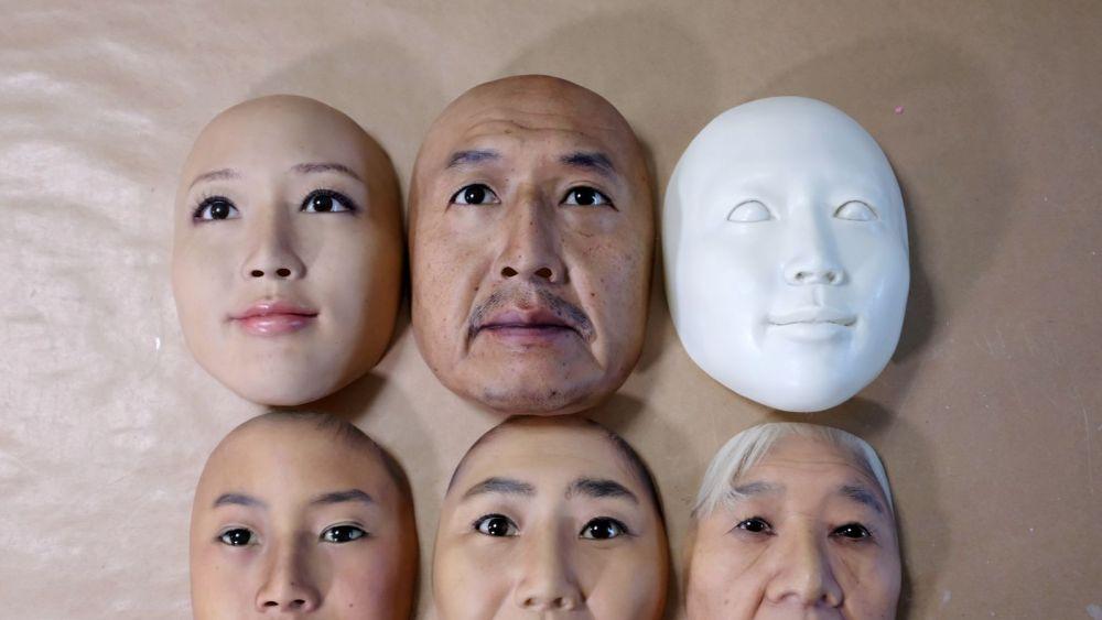 Un alt tip de mască. Cum poți să arăți ca o persoană complet diferită, în doar câteva secunde