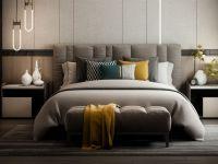 (P) Cum aranjezi pernele decorative pe pat