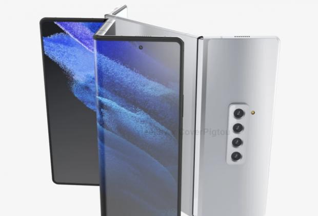 Samsung pregătește încă două modele interesante pentru telefonul pliabil Fold