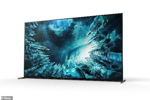 Sony a lansat un televizor cu inteligență artificială, care procesează imaginile asemeni creierului uman