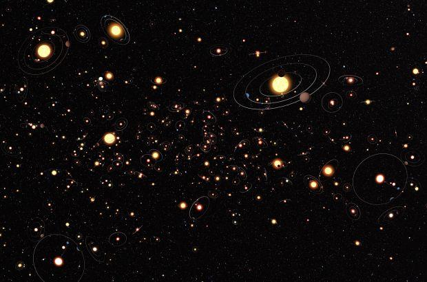 Astronomii au descoperit un nou sistem planetar perfect. Ce spun despre posibilitatea de a găzdui forme de viață