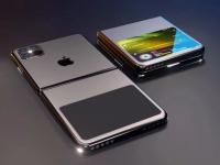 Noi detalii despre iPhone-ul pliabil. Ecranul este deja testat intern