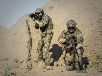 Tehnologia care îi poate face pe soldați invizibili pe câmpul de luptă