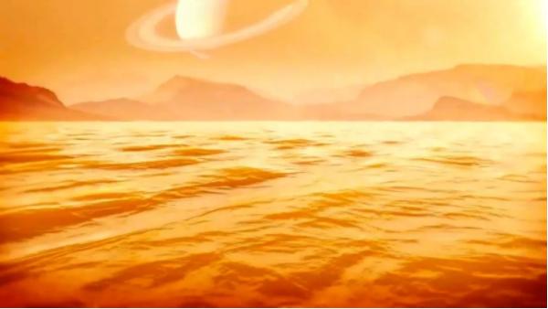Luna misterioasă a lui Saturn îi uimește pe cercetători. Ce au găsit în ultima lor misiune pe planeta Titan