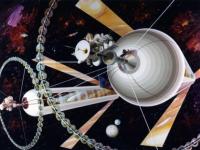 Omenirea s-ar putea muta în spațiu peste doar 15 ani. Cum va arăta colonia plutitoare