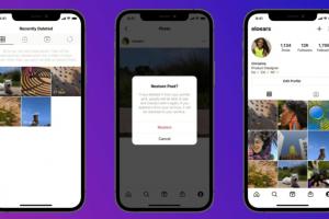 Funcția Instagram care te ajută să recuperezi postările pe care le-ai șters