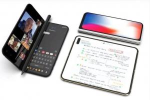 Apple vrea să introducă pe primul iPhone pliabil o funcționalitate unică pe piață