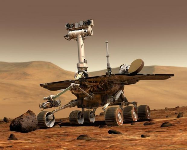 Roverul Perseverance a ajuns pe Marte. Primele imagini surprinse pe Planeta Roșie