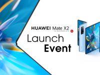 Huawei a lansat noul smartphone pliabil, Mate X2. Prețul de vânzare este uriaș!