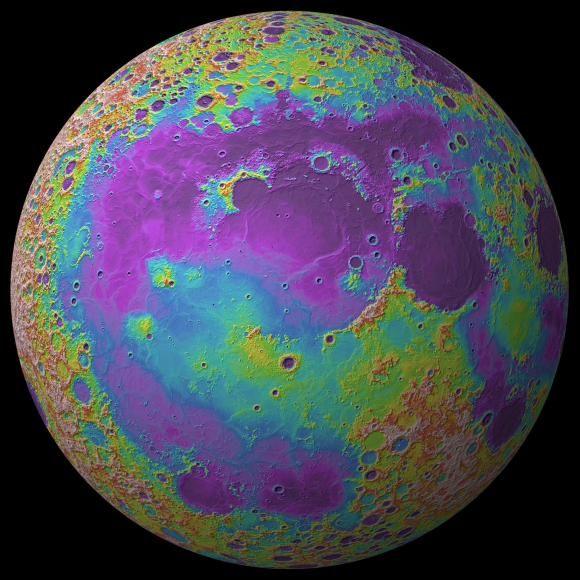 Cel mai mare crater de pe Lună dezvăluie detalii nebănuite: bdquo;Au implicații majore