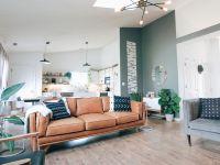 (P) Living open space - cum aranjezi piesele de mobilier pentru un spaţiu aerisit