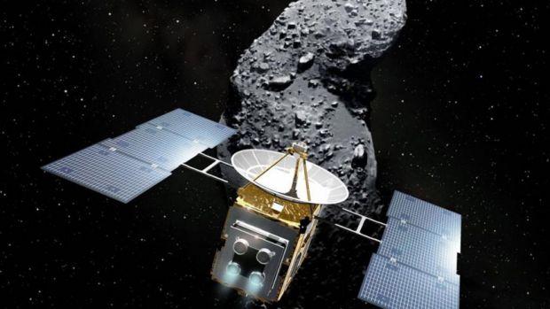 Oamenii de știință au găsit, în premieră, apă și materiale organice pe un asteroid. Ar putea schimba felul în care ne raportăm la evoluția vieții pe Pământ