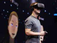 Mark Zuckerberg vrea să inventeze ochelarii pentru bdquo;teleportare