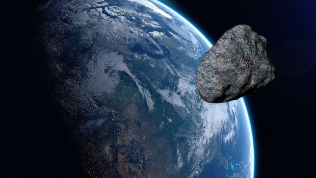 Un asteroid mare se va apropia de planeta noastră în acest weekend