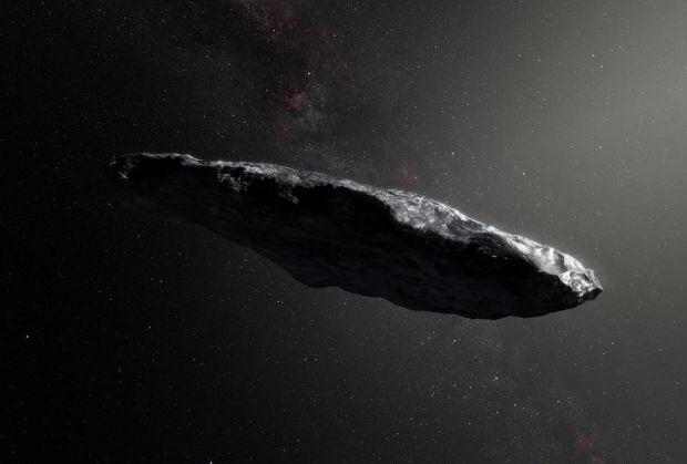 Mister elucidat în cazul asteroidului Oumuamua. Ce era de fapt roca spațială?
