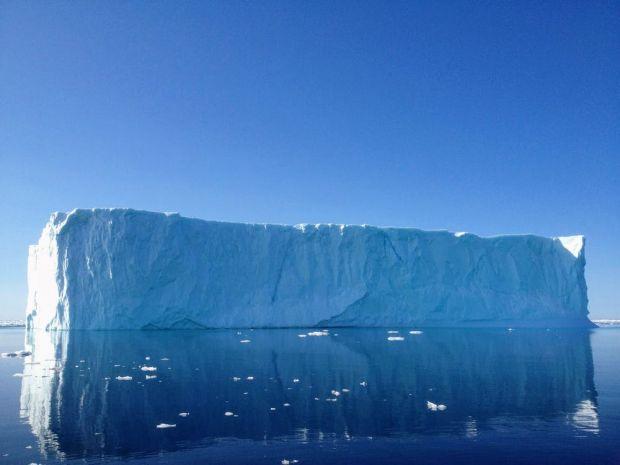 Descoperire uimitoare sub gheața din Groenlanda, în cadrul unui proiect militar strict secret