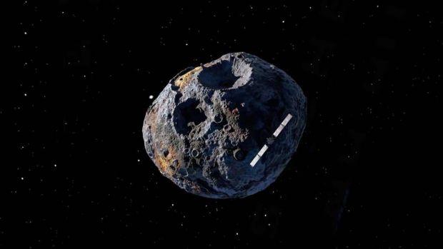 NASA construiește o aeronavă pentru a ajunge la un asteroid care valorează 10 cvintilioane de dolari