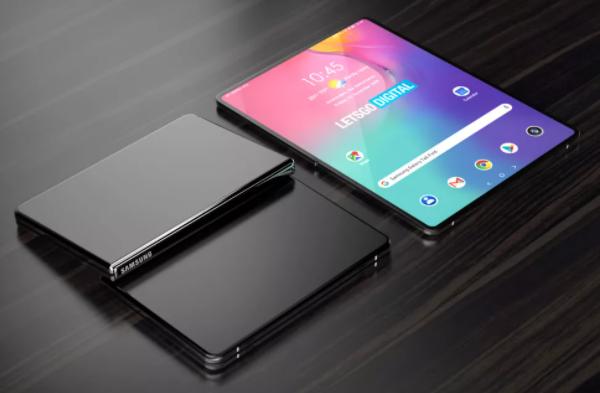 Samsung lucrează la o tabletă pliabilă. Primele detalii despre device-ul inovator