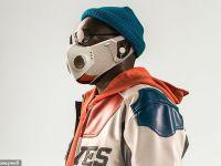 Xupermask, masca inteligentă de protecție împotriva coronavirusului