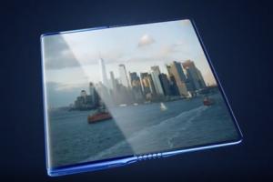 Cel mai interesant telefon pliabil. Nu vine de la Samsung sau Huawei