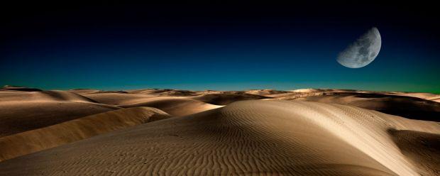 De ce este atât de frig noaptea în deșert