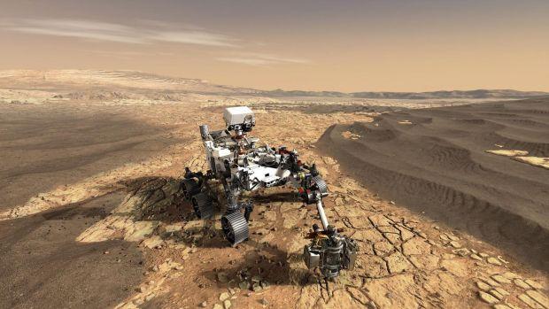 Premieră istorică. NASA a obținut oxigen pe planeta Marte