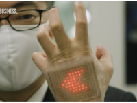 bdquo;Pielea  electronică ce se vindecă singură și îți poate monitoriza starea de sănătate