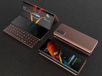 Primele imagini reale cu viitoarele telefoane Samsung Galaxy Z Fold 3 și Z Flip 3. FOTO