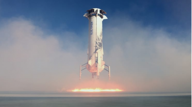 Jeff Bezos va începe în curând să vândă bilete pentru călătorii în spațiu. Cât ar putea costa o excursie pe orbită