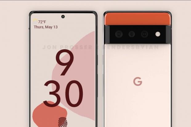 Schimbare radicală de design pentru Google Pixel 6