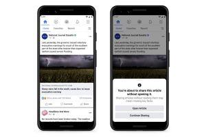 Modul în care distribui articole pe Facebook se va schimba. Ce regulă impune rețeaua de socializare