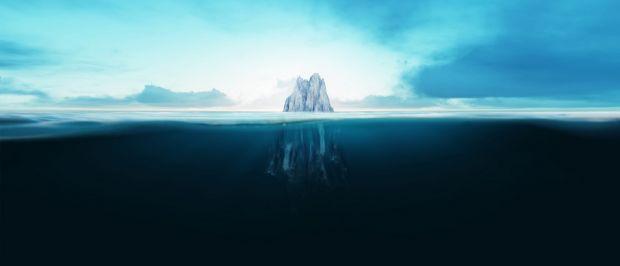 Cel mai mare iceberg din lume s-a desprins din banchiza Antarcticii