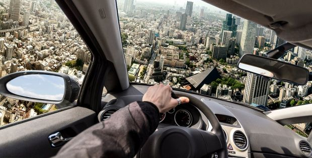 Mașinile zburătoare, mai aproape de realitate: bdquo;Devin viabile pentru vânzare comercială