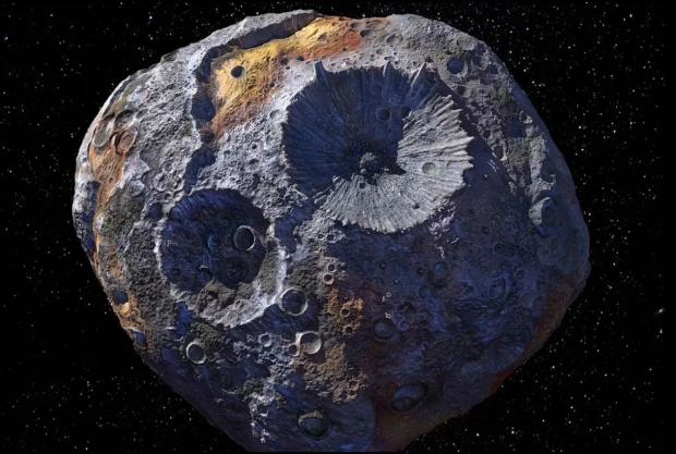 Răsturnare de situație în cazul asteroidului cu o valoare estimată de 10.000 de cvadrilioane de dolari. Ce este de fapt