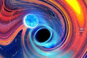 Un semnal gravitațional nemaivăzut, recepționat de pe Terra, după o coliziune în cosmosul îndepărtat