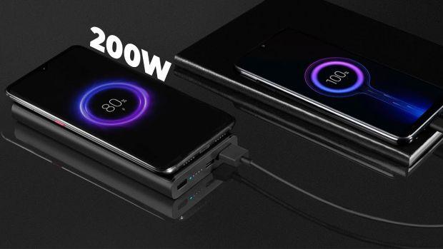 Fabuloasa încărcare la 200 de wați prezentată de Xiaomi ar putea deveni realitate