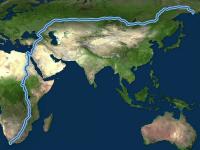 Care este cea mai lungă distanță pe care o poți parcurge pe jos, pe Pământ