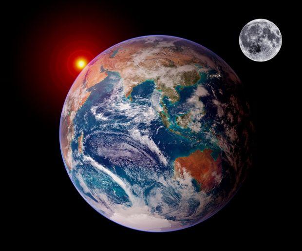 Se schimbă traiectoria Lunii. NASA avertizează că efectele asupra Pământului pot fi devastatoare