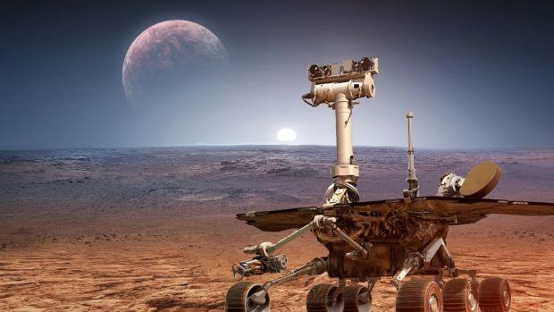 Roverul Curiosity ar fi aterizat pe Marte la câțiva kilometri distanță de o sursă activă de metan. Ar putea proveni de la un organism viu