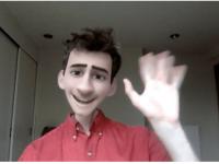 Cum să te transformi într-un personaj dintr-un desen animat pentru următoarea ta conferință pe Zoom