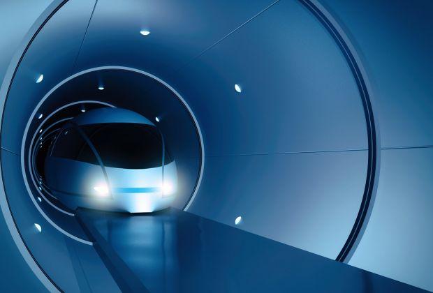Conceptul Hyperloop dezvoltat de Elon Musk ar putea deveni cea mai rapidă modalitate de transport din lume