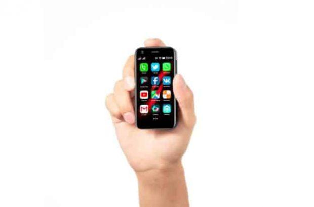 Cum arată și ce poate face cel mai mic smartphone 4G din lume