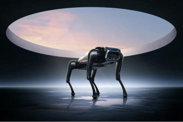 După Boston Dynamics, Xiaomi anunță lansează propriul câine robot. FOTO