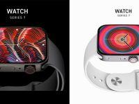 Seria Apple Watch 7, un nou design spectaculos. Va fi cea mai mare schimbare din istoria sa de șase ani