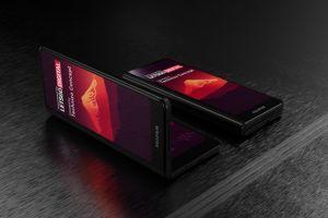 O companie surpriză a realizat un telefon pliabil compatibil cu Stylus