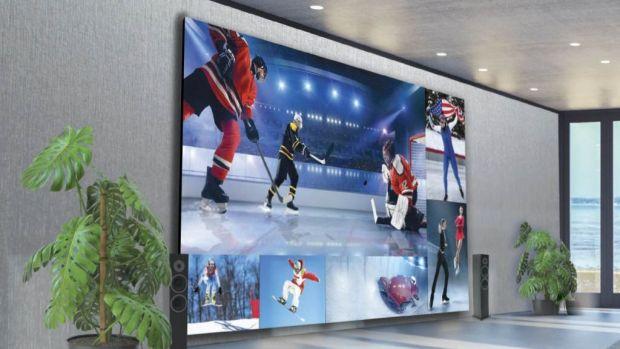 LG a prezentat un display-monstru de peste 8 metri. Doar miliardarii ca Jeff Bezos și-l pot permite