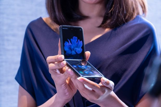 Cel mai popular telefon pliabil în 2021. A fost cumpărat de peste 700.000 de oameni într-o singură țară